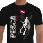 Camisetas para pesca submarina