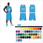 Camisetas personalizada de baloncesto