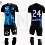 Camisetas personalizada de futbol