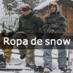 Equipaciones de snow
