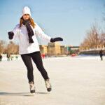 Equipamiento de patinaje sobre hielo