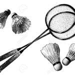 Equipo de badminton