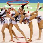 Equipo de gimnasia rítmica