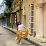 Faldas amarilla de tenis