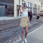 Faldas fila de tenis