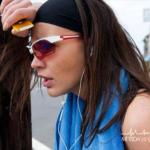 Gafas de sol mujer de running
