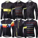 Maillots negro de ciclismo