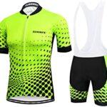 Maillots verde de ciclismo
