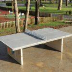 Mesas exterior de ping pong