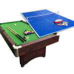 Mesas y billar de ping pong