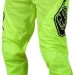Pantalones amarillo de ciclismo