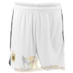 Pantalones blanco de futbol