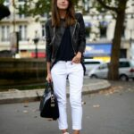Pantalones blanco de tenis