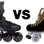 Patines 4 ruedas de patinaje en linea
