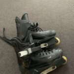 Patines agresivos bauer de patinaje