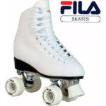 Patines de 4 ruedas fila de patinaje