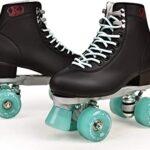 Patines de 4 ruedas profesionales de patinaje