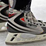 Patines hombre de hockey hielo