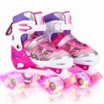 Patines para niña de 8 anos de patinaje en linea