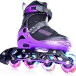 Patines para niños de patinaje en linea