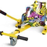 Patinetes hoverboard amarillo