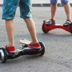 Patinetes hoverboard niños