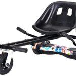 Patinetes hoverboard silla