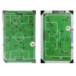 Pizarra magnetica de futbol