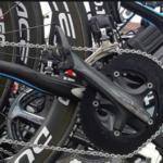 Platos ovalados de ciclismo