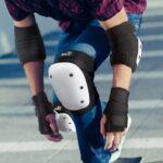 Protecciones de patinaje artístico