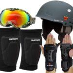 Protecciones de snow