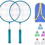 Raquetas junior de badminton
