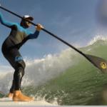 Remos fanatic de paddle surf