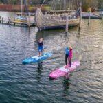 Remos starboard de paddle surf
