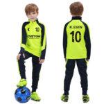 Ropa niño de futbol