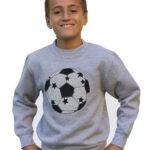 Sudaderas niño de futbol