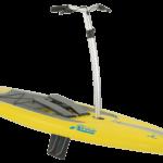 Tablas con pedales de paddle surf