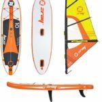 Tablas con vela de paddle surf