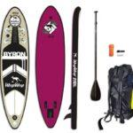 Tablas hinchables byron de paddle surf