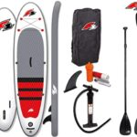 Tablas hinchables f2 de paddle surf