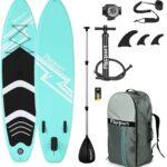 Tablas hinchables iniciacion de paddle surf