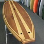 Tablas madera de paddle surf