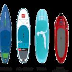 Tablas principiante de paddle surf