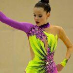 Vestido de gimnasia rítmica