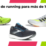 Zapatillas para 100 kg de running