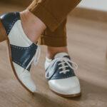 Zapatos de swing